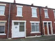 Terraced property in Blyth, Wellington St