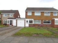 Guillemot Close semi detached house to rent