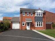 Detached home in Blackthorn Drive, Blyth