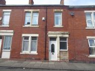 Terraced property in Blyth, Salisbury Street