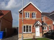 semi detached home in Rayburn Court, Blyth