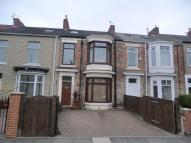 Terraced house in Marine Terrace, Blyth