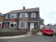 3 bed semi detached house in Hartley Terrace, Blyth