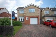 Detached home in Humford Green, Blyth