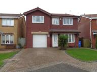 4 bedroom Detached house in Carrick Drive, Blyth