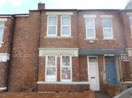 Terraced house in Sidney Grove...