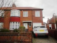 5 bed semi detached property for sale in Powburn Gardens, Fenham...