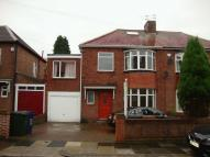 semi detached house in Powburn Gardens, Fenham...