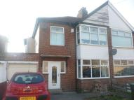 Brand Avenue semi detached property for sale