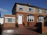 semi detached home for sale in Tanfield Road...