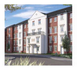 2 bedroom new Flat for sale in Crooked Bridge Road...
