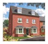 4 bed new house in Crooked Bridge Road...