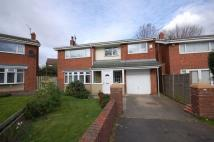 Detached house in Elsdon Drive...