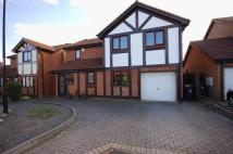 4 bed Detached house for sale in Ashmead Close...