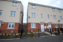 4 bedroom Terraced home in Whiteswan Close...
