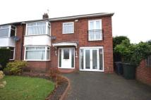 semi detached house for sale in Armstrong Drive...