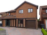 4 bed Detached property in Alderley Drive...