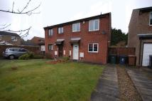 2 bed semi detached home in Reed Avenue, Camperdown...