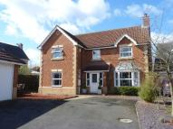 Detached home in Roundstone Close...
