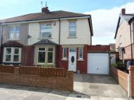 semi detached house in Holme Avenue...