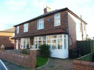 semi detached house in Forrest Road, Wallsend