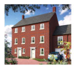 4 bed new development in Houghton Regis...