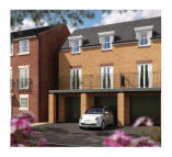 3 bed new property for sale in Houghton Regis...