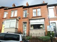 Terraced home in Springbank Road...