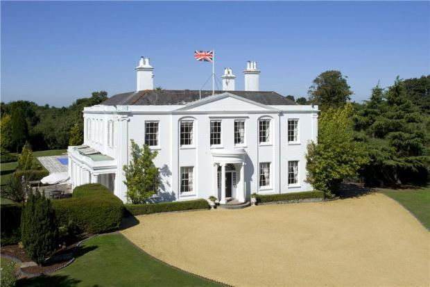 7 bedroom detached house for sale in hassocks west sussex for 7 bedroom house for sale