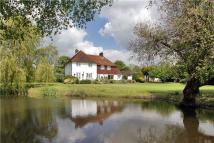 Detached home for sale in Kent Street, Cowfold...