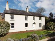Detached home for sale in Broad Street, Cuckfield...