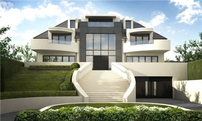 5 bedroom detached house for sale in roedean crescent for New 5 bedroom houses for sale