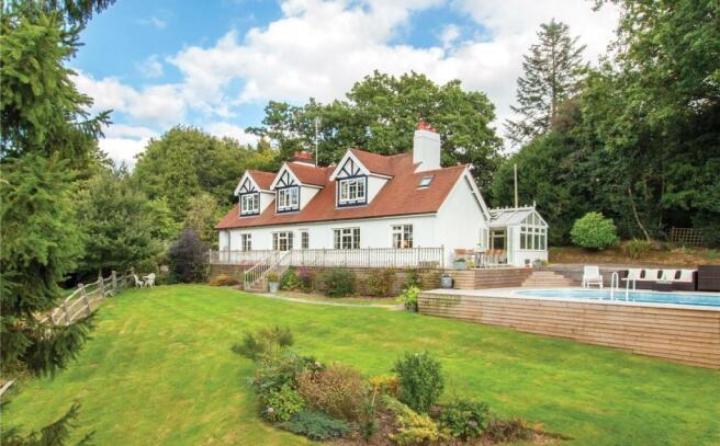 Newick Hill House