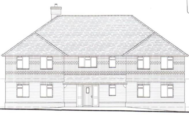 Proposed Farmhouse