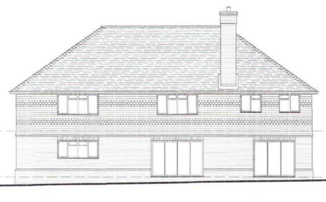 Proposed Farmhouse
