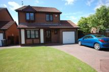 3 bedroom Detached house in Chathill Close, Morpeth...