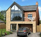 Detached home for sale in Arcot Grange, Cramlington