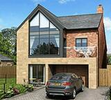 Detached home for sale in Arcot Grange, Cramlington