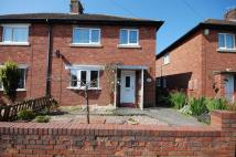 3 bed semi detached home in Jobling Crescent, Morpeth