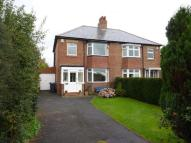 semi detached home for sale in Hexham Road...