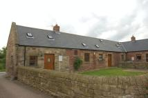 Terraced property in the Stable Butterlaw...