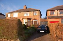 semi detached house in Hexham Road...