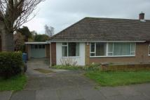 Semi-Detached Bungalow to rent in Mithras Gardens...