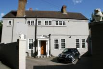 4 bedroom Detached property in Lammas Lane, Esher...