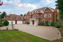 Detached property in Queens Drive, Oxshott...