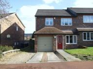 3 bedroom semi detached home in South Sherburn...