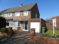 semi detached property to rent in Rowlands Gill, Deneway...