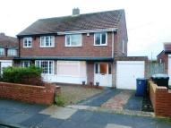 semi detached home in Woodlands, Throckley
