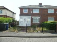 semi detached home in Throckley, Westway