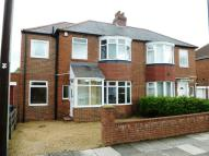 semi detached property in Thornley Road...